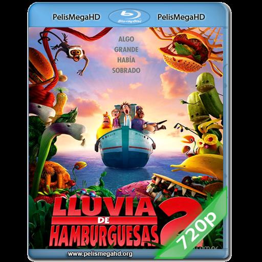 LLUVIA DE HAMBURGUESAS 2 (2013) 720P MKV HD ESPAÑOL LATINO