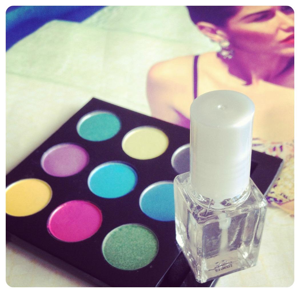 custom colour DIY nail polish!! | BURKATRON