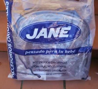 Extras de Jane