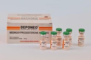 Deponeo Suspensi Steril Suntikan KB 3 Bulanan –1 ml