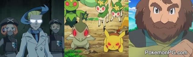 Aventuras en Unova - Capitulo 15 - ¡El Complot Por El Poder Pokémon Del Equipo Plasma!