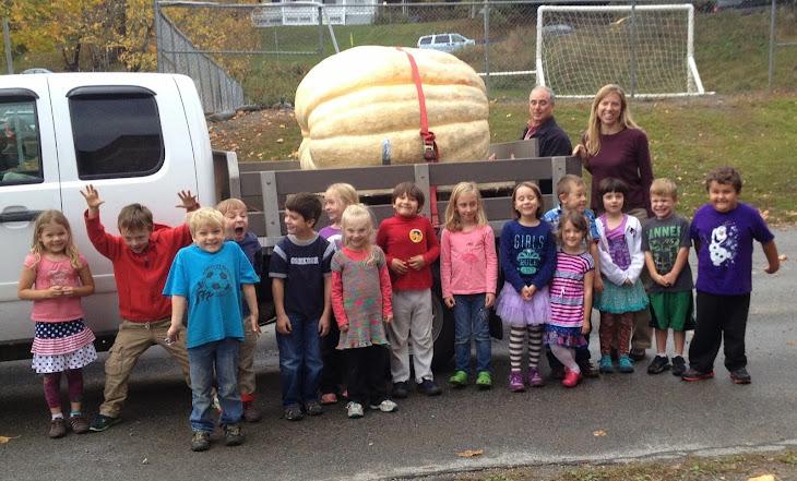 Kindergarten - October