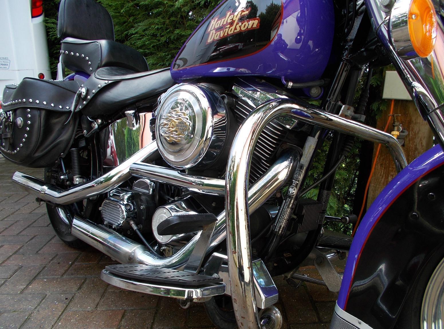 Heritage Harley-Davidson 2013 Colors