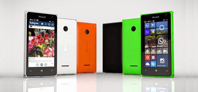 Microsoft Launches Lumia 435 and 532