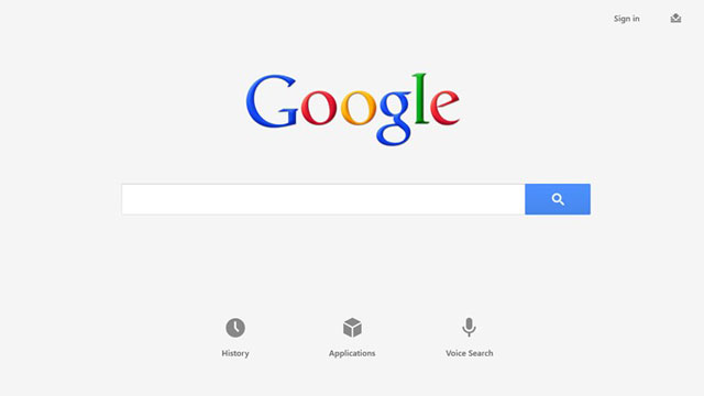 Google tile apps