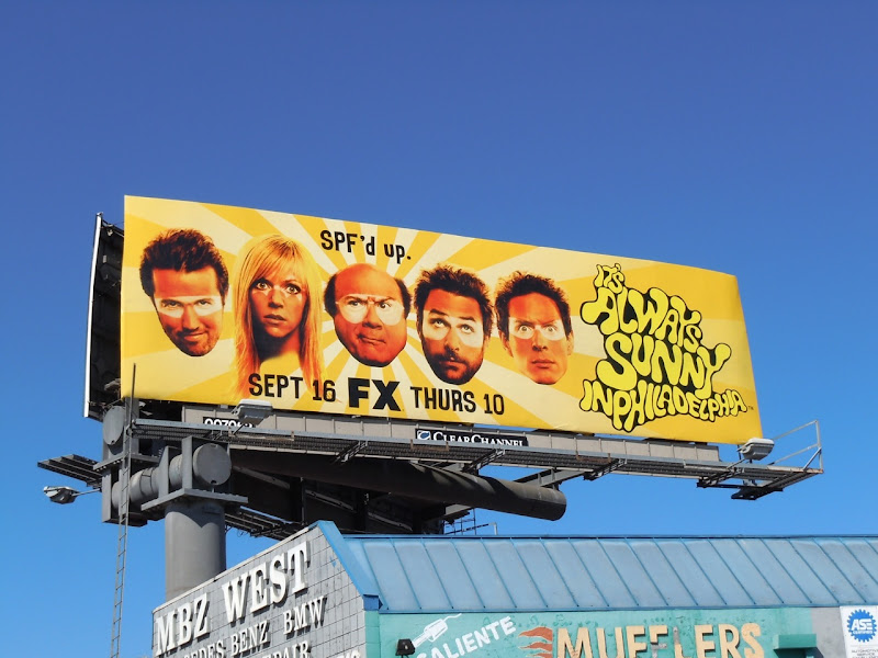 SPF'd Up billboard