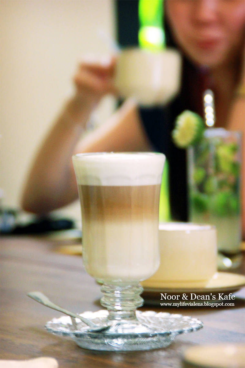 Noor & Dean's Café - Espresso Bar & Asian Fusion