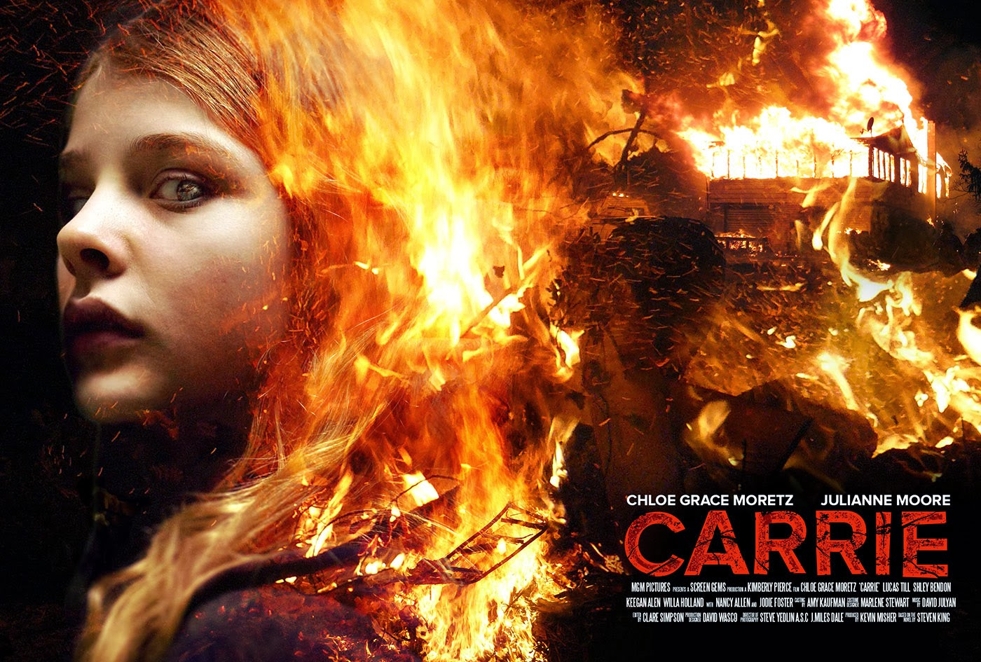 Carrie Full Movie