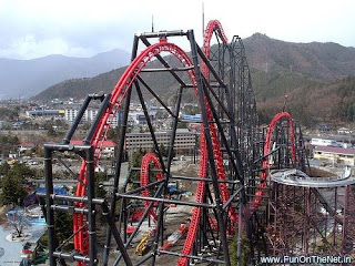 japan-roller-coaster Wallpapers