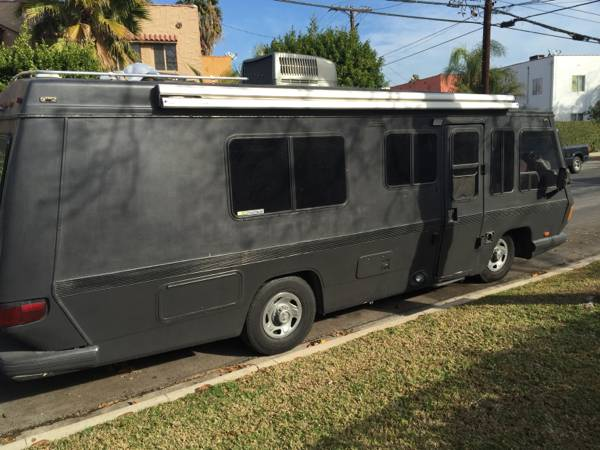 used rvs 1989 aero cruiser rv for sale for sale by owner. Black Bedroom Furniture Sets. Home Design Ideas