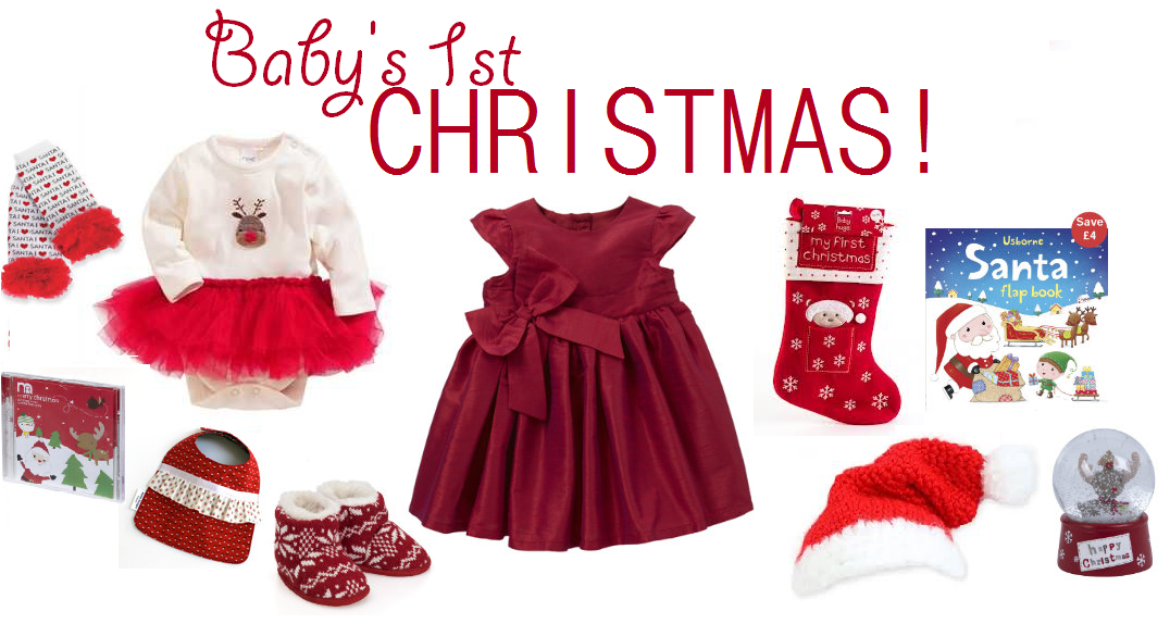 Baby's 1st Christmas Essentials - Oh So Amelia