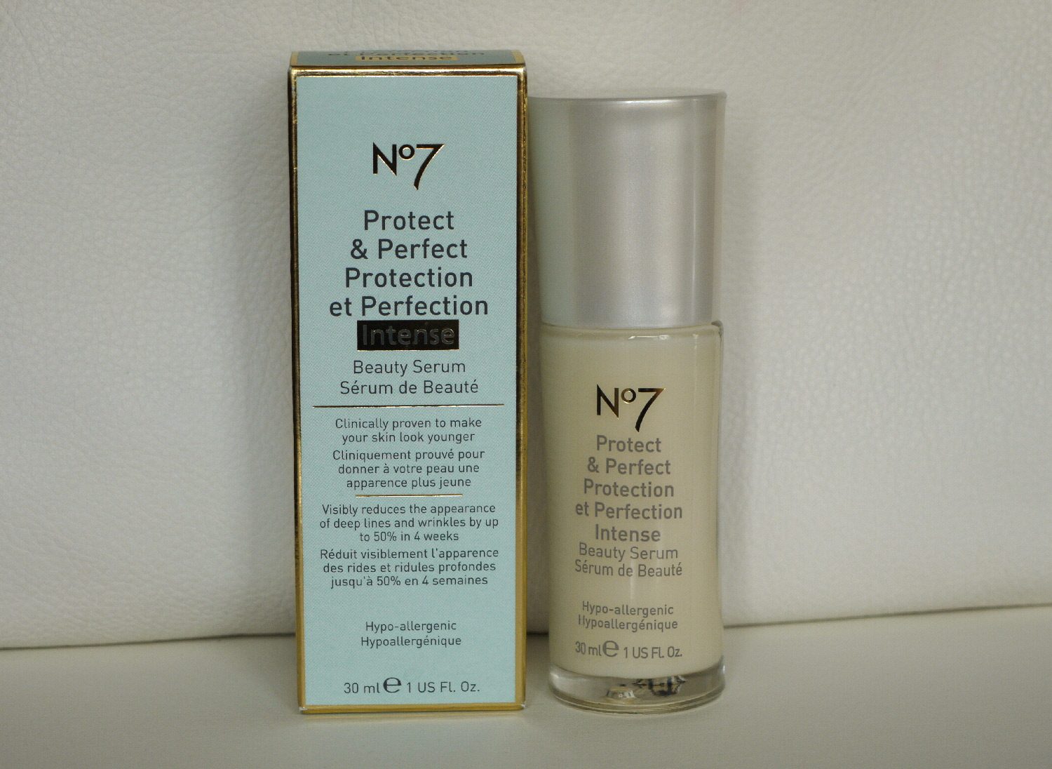 boots no 7 test