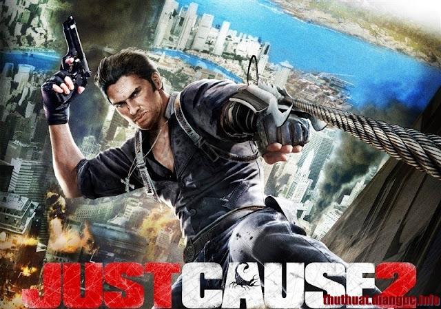Download Game Just Cause 2 – RELOADED Full Crack