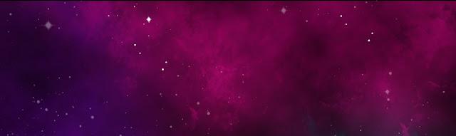 free nebulae and stars blog header