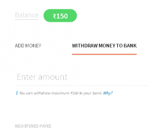 Freecharge Credit To bank Account Transfer Trick