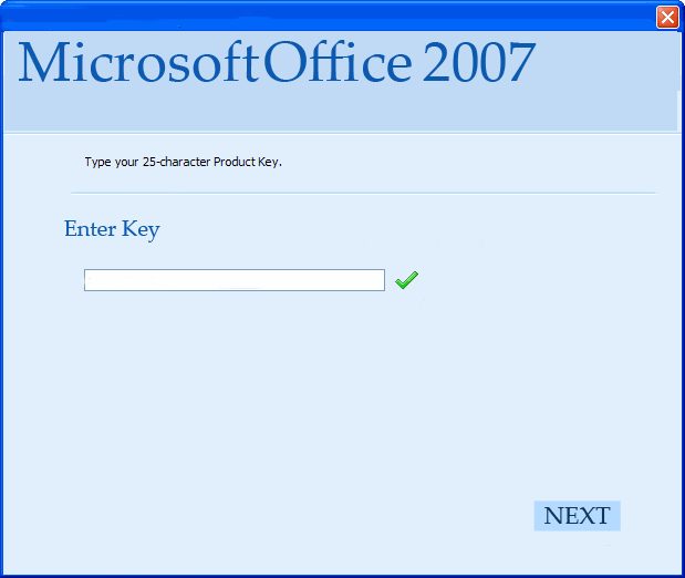 MS Office Ultimate 2007 Working Serial Product Key | Crack Software Download