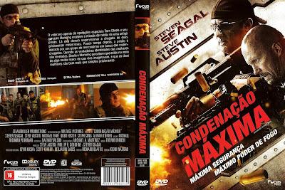 Condenação Máxima (Maximum Conviction) Torrent - Dual Áudio (2012)
