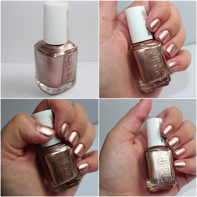 Essie Gold Nail Polish: Obsessed By Beauty: NOTD: Essie Penny Talk