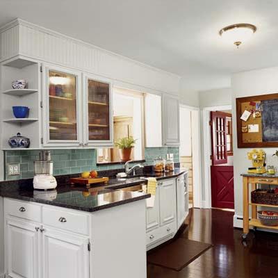 Ideas de iluminaci n para cocinas cocina y muebles - Iluminacion muebles ...