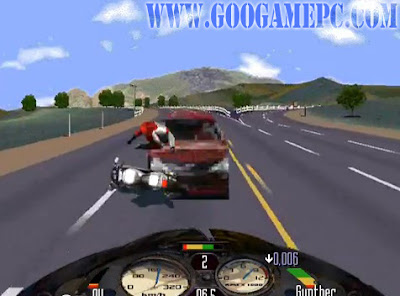 Road Rash 2002 Free Download Racing Games