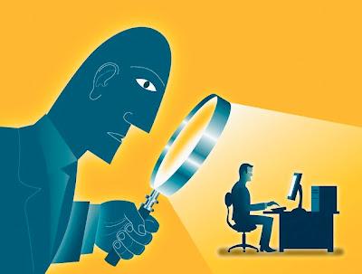 Não colaboramos com espionagem, disseram representantes das empresas, Facebook, Google e Microsoft.