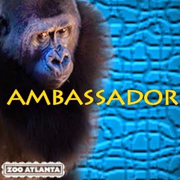 Proud Zoo Atlanta Ambassador