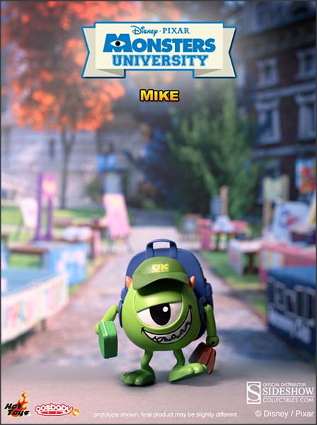 Universidade Monstros Mike