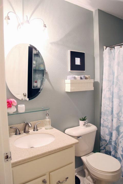 IHeart Organizing A Little Bathroom Refresh - Bathroom refresh ideas