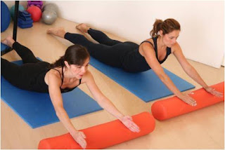 Pilates na Tensão Muscular