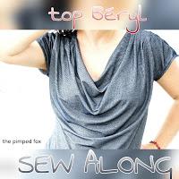 top Béryl SewAlong