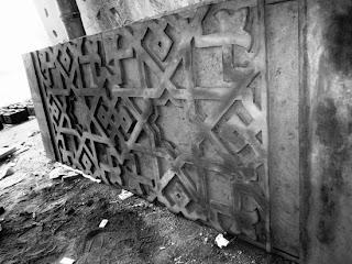 Foto2 Panel GRC Relief Ornamen Dinding Masjid