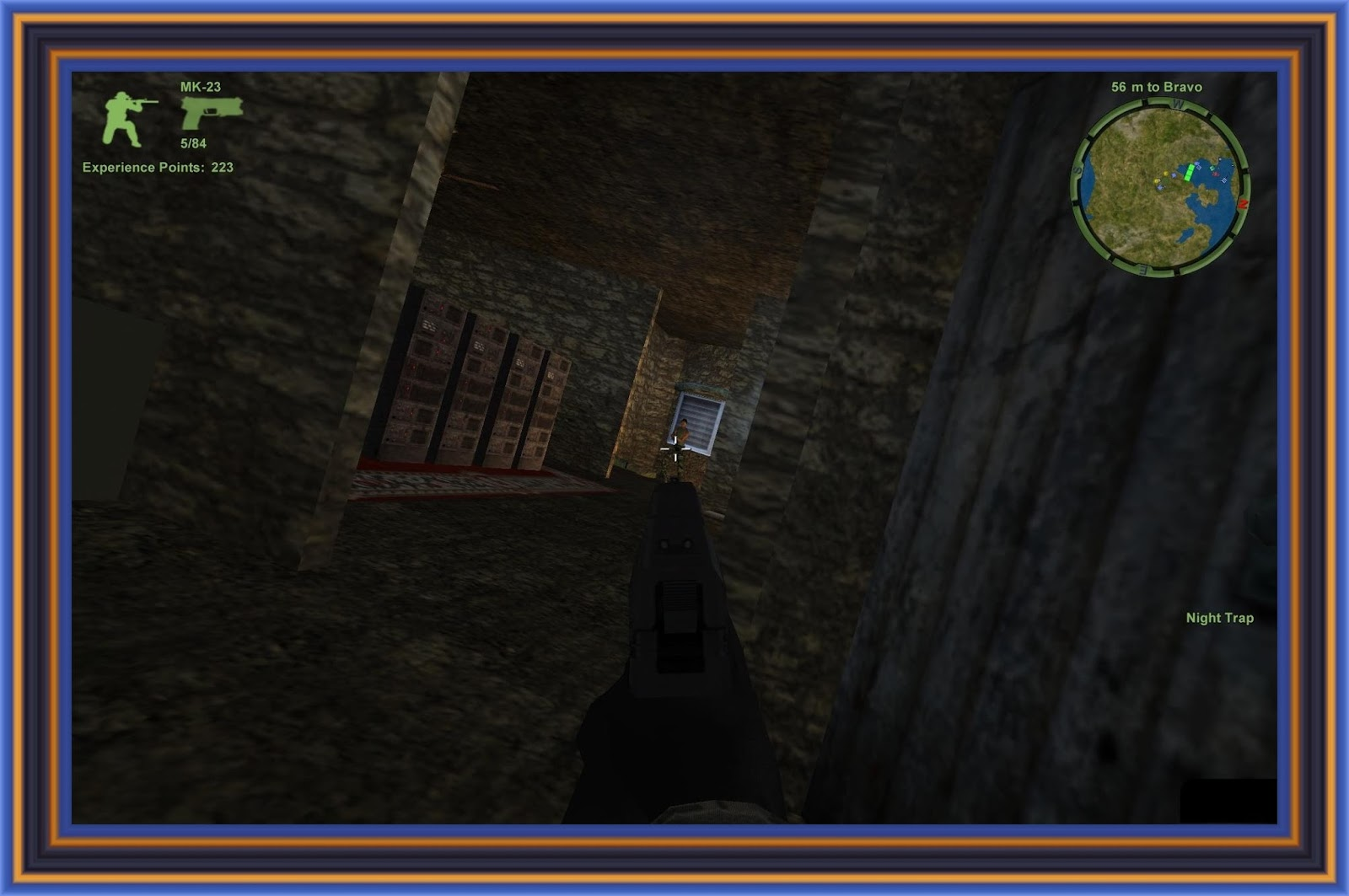 Delta Force Xtreme 2 Game Play, Screen Shot No.1