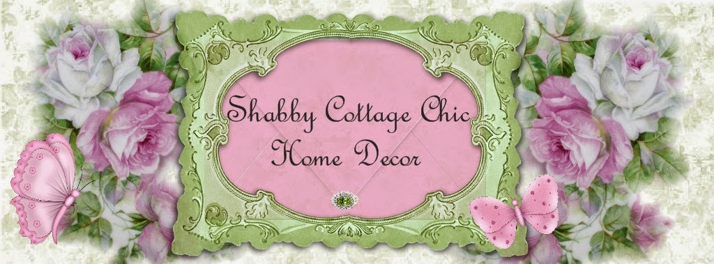 Shabby Cottage Chic Home Decor