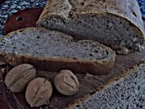 Pão integral, centeio, sustentabilidade