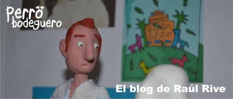 El blog de Raúl Rive