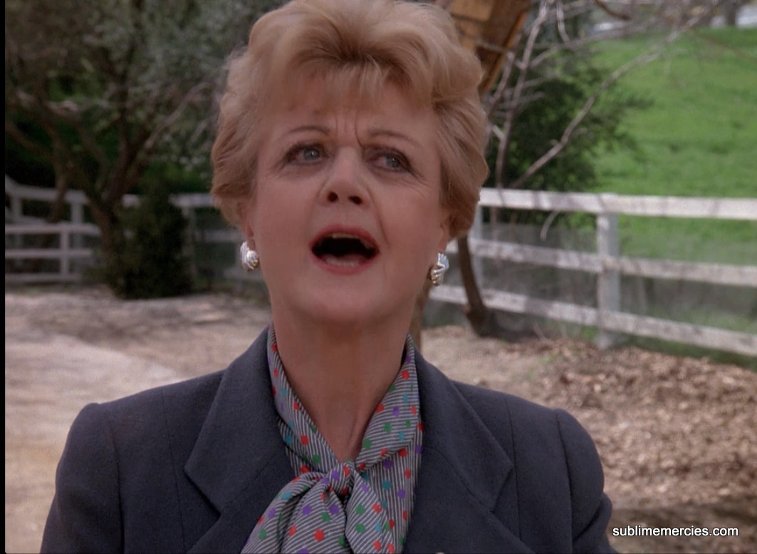 Sublime mercies the jessica fletcher brooch why i love for Fletcher