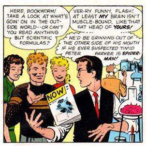 flash Gay spiderman