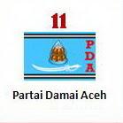 Indonesia Bangkit Partai Damai Aceh