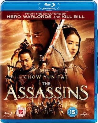 The Assassins (2012) 720p BluRay (Dual Audio) (Hindi-English) 600mb Download