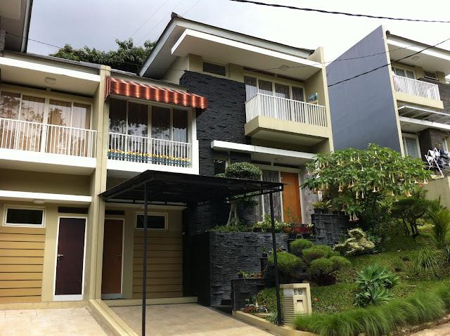 "Rumah Dijual di Bandung Dago Atas Full Furnished Bergaya Chic ""Rustic Shabby"""