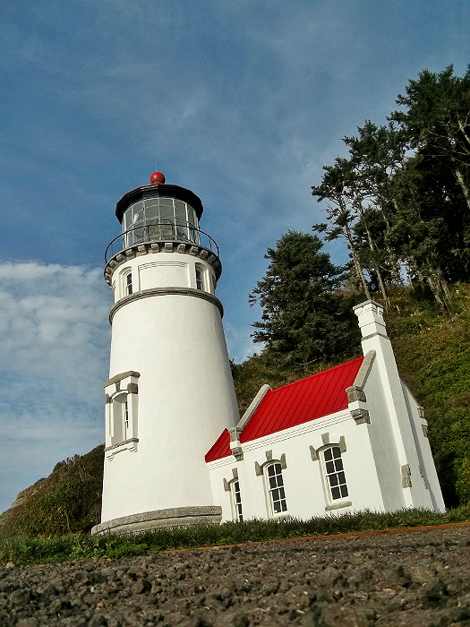 Haceta Head Lighthouse, Oregon