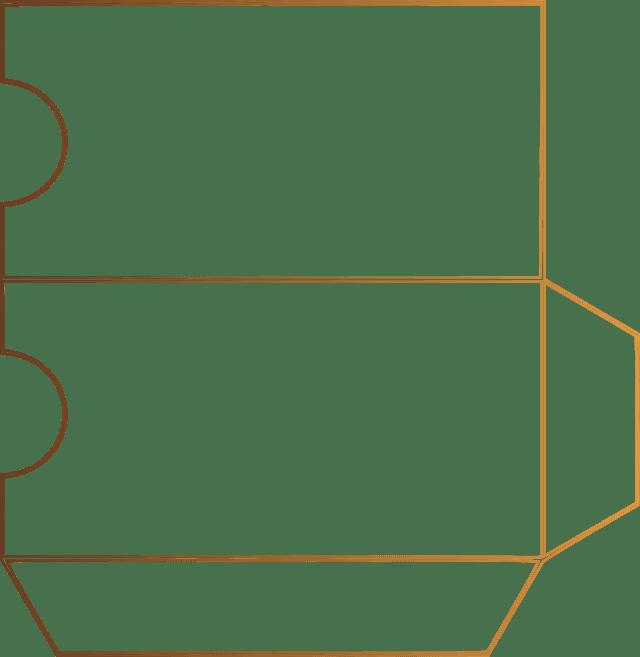 Moldes de sobres para imprimir - Imagui