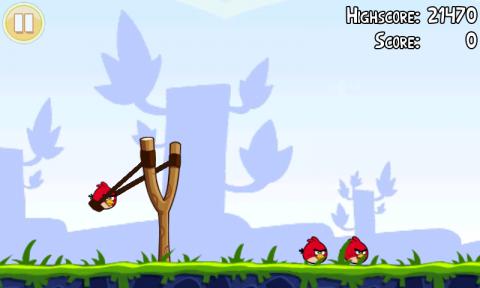 เกม Angry Birds