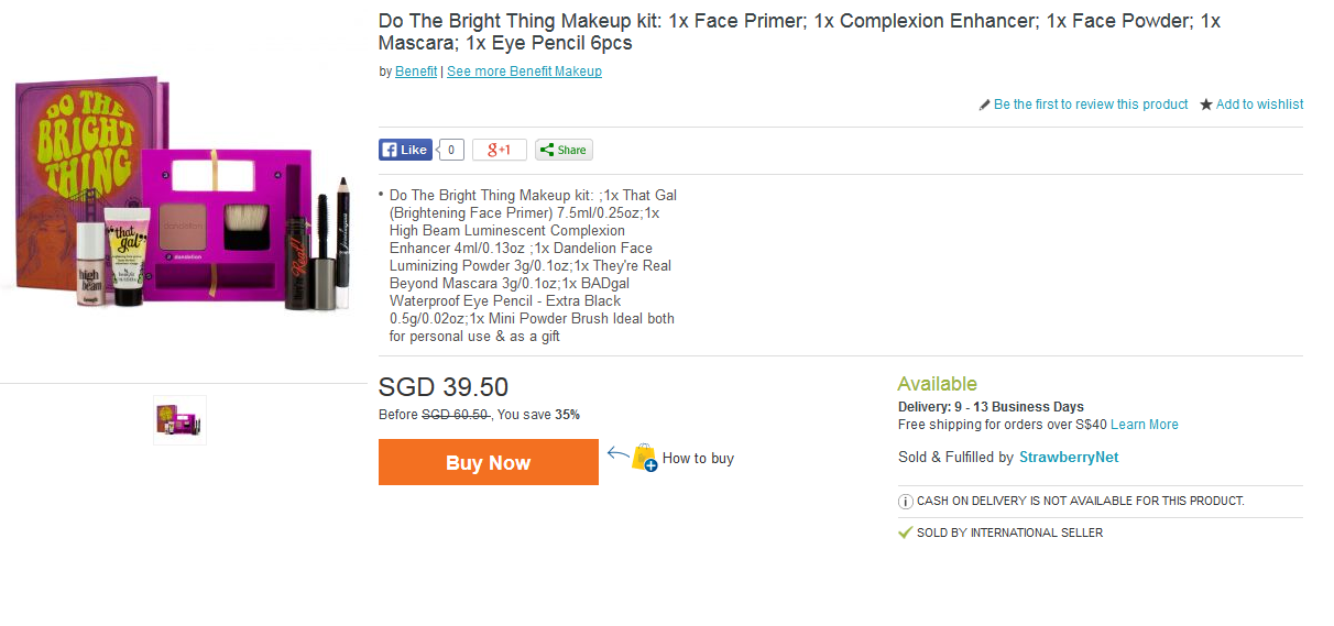 http://www.lazada.sg/do-the-bright-thing-makeup-kit-1x-face-primer-1x-complexion-enhancer-1x-face-powder-1x-mascara-1x-eye-pencil-6pcs-139706.html