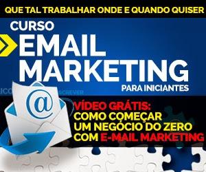 Curso E-mail Marketing para Iniciantes e Afiliados