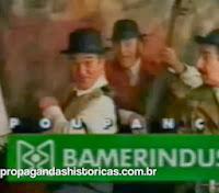 Propaganda da Poupança Bameirindus nos anos 90 ao som do faroeste.