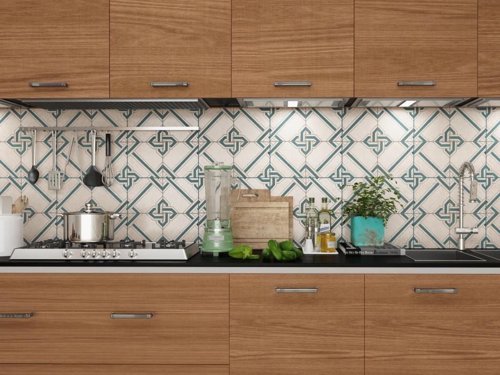 Ideas de revestimientos para las paredes de la cocina for Azulejos de cocina baratos