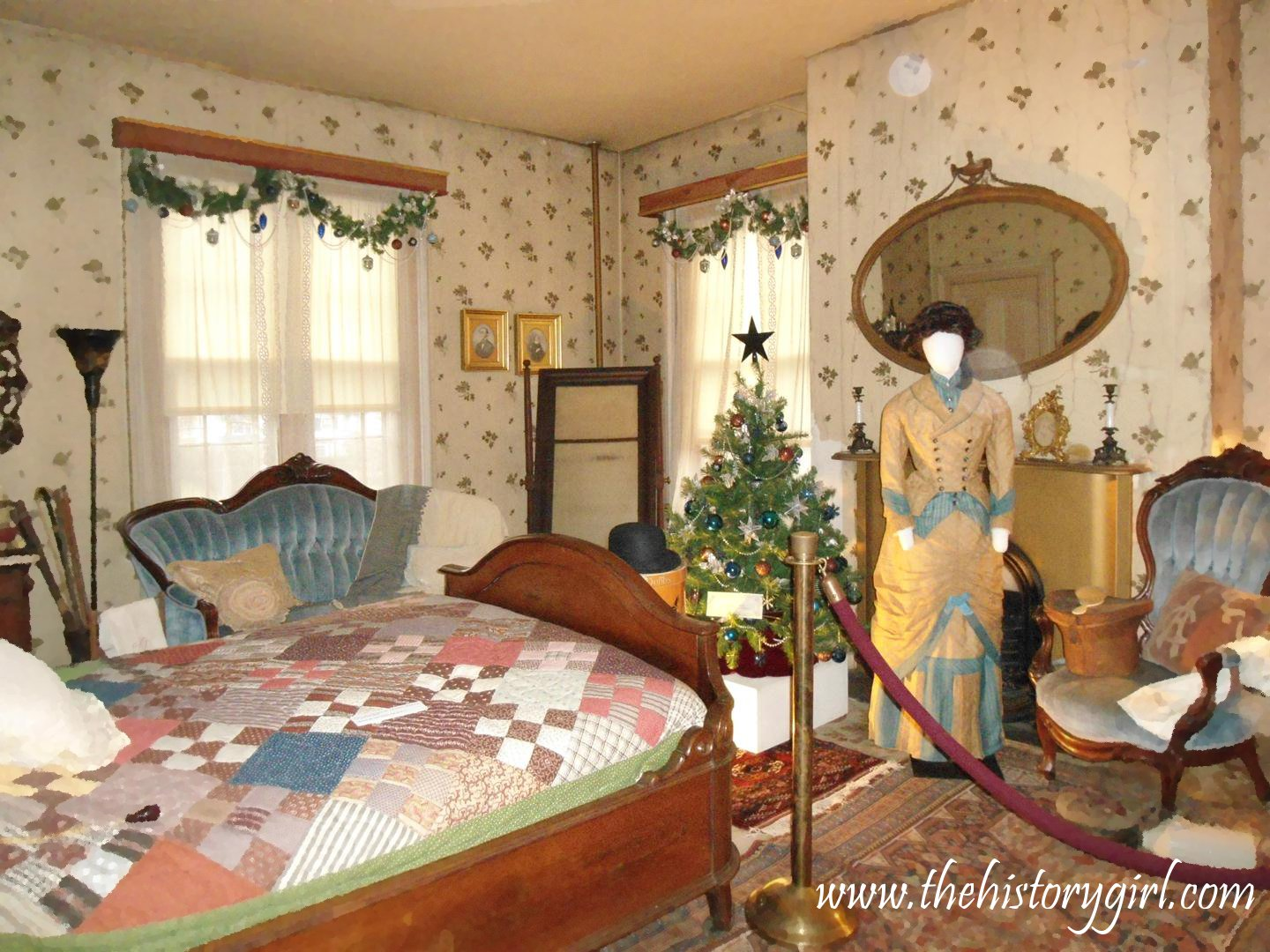 Conserving The Victorian Era At Acorn Hall The History Girl