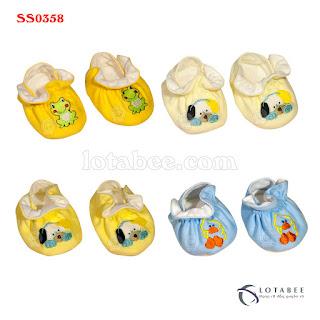 Giày thêu SS0358