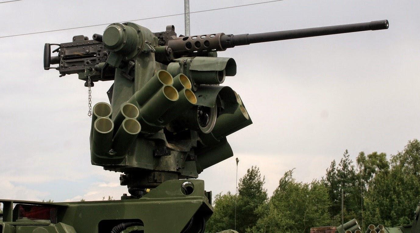 Russian 30mm machine gun - 3744c
